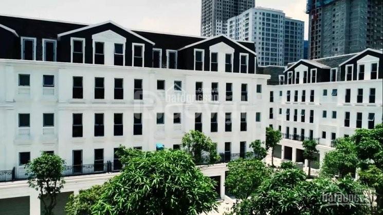 Bán shophouse, liền kề Nam Trung Yên, diện tích 120m2, giá 22.8 tỷ