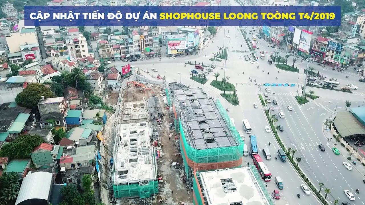 Dự án shophouse Loong Toong Hạ Long