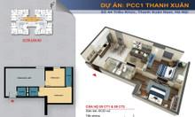PCC1 44 Triều Khúc - Chỉ 28,5 tr/m2 sở hữu căn hộ cao cấp
