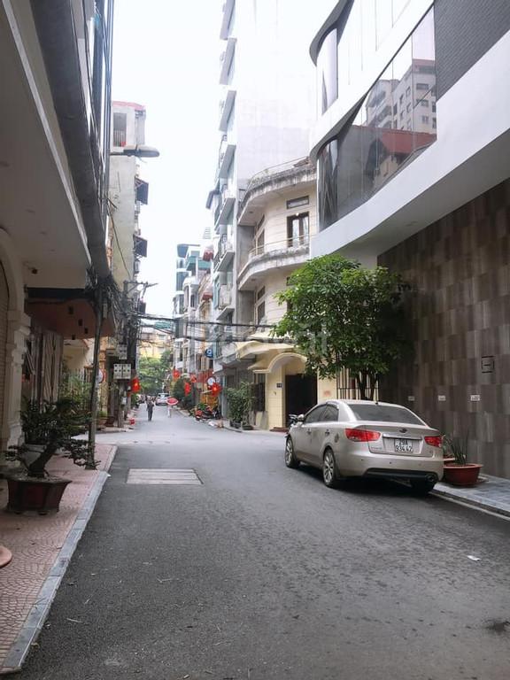 Bán nhà Phố Quan Hoa diện tích 54m2 mặt tiền 3m8 gara ô tô nhỉnh 6 tỷ