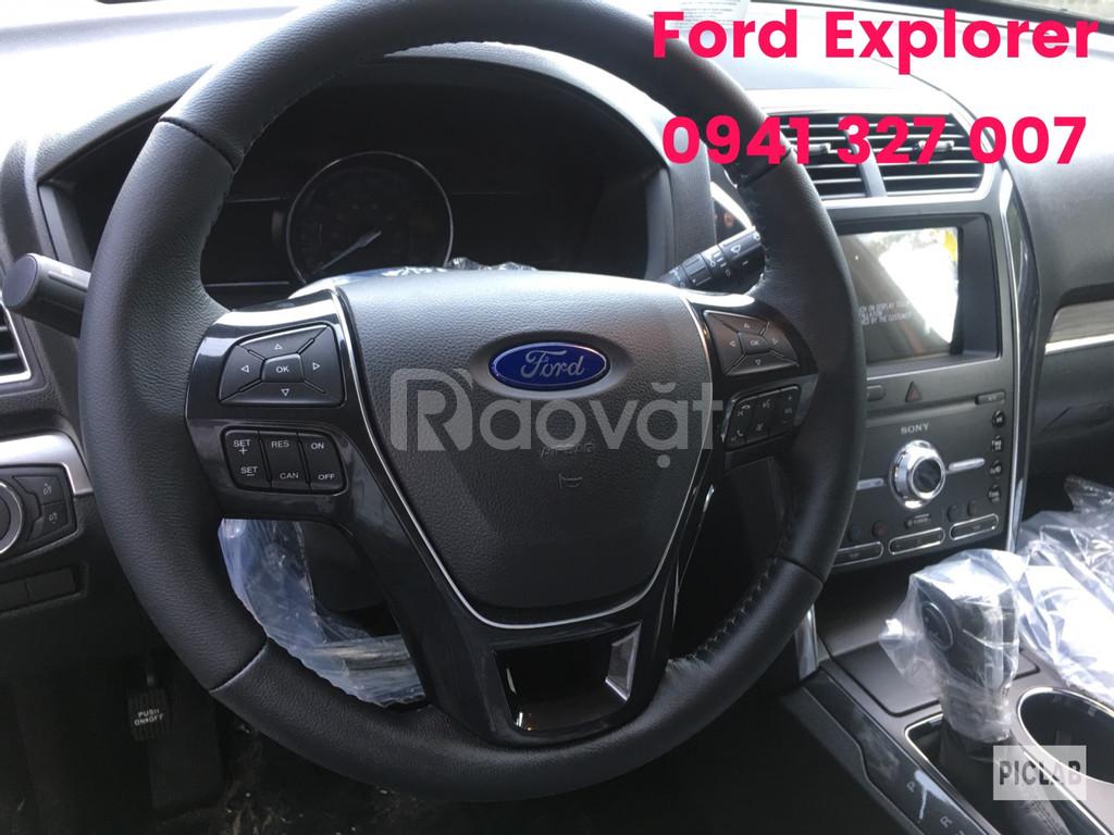 Bán xe Ford Explorer nhập khẩu Mỹ