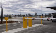 Barrier thanh chắn giao thông giá rẻ trọn gói