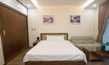 Cho thuê căn hộ dịch vụ nhà mới xây 12 Châu Long