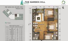 Bán căn hộ 3 ngủ tòa A2 chung cư Garden Hill