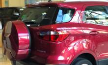 Ford Ecosport khuyến mãi tiền mặt + phụ kiện, xe giao ngay hỗ trợ 100%