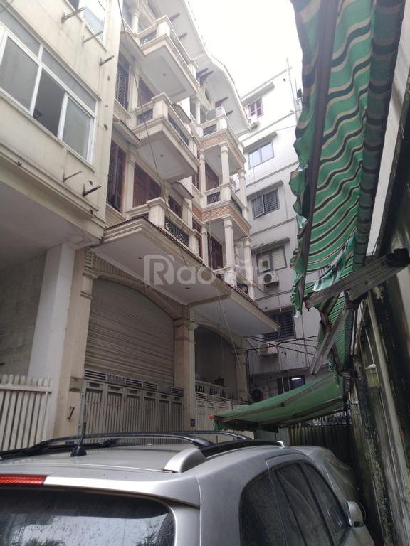 Bán nhà PL đường Tây Sơn 92m2x5T lô góc nội khu VIP chỉ 15 tỷ