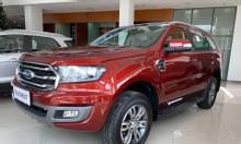 Ford Everest khuyến mãi tiền mặt+ phụ kiện giao ngay, hỗ trợ 100%