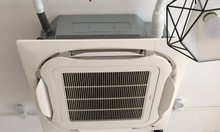 Nhận thầu giá tốt và thi công lắp máy lạnh âm trần Toshiba – máy lạnh