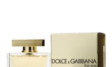Nước hoa nữ Dolce & Gabbana The One edp 75ml chính hãng