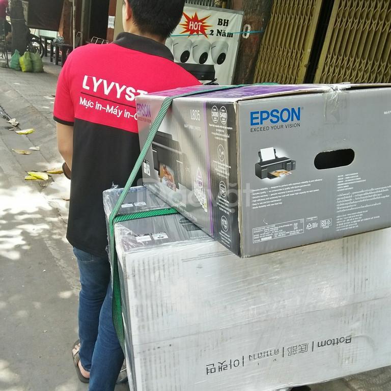 Máy in Epson C5290 in nhanh tại quận 6, quận 1, quận Tân Bình