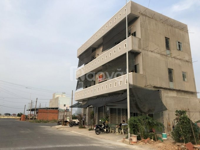 Bán đất Trần Văn Giàu, Xã Bình Lợi, Bình Chánh DT 105m2 - 700 Triệu