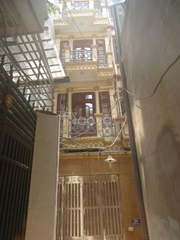 Bán nhà rộng rãi ngõ rộng Phan Đình Giót