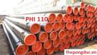 Mạ kẽm ống thép đúc phi 219, phi 273 (ảnh 4)