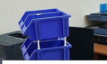 Khay đựng linh kiện, kệ dụng cụ, kệ đựng ốc vít, khay nhựa xếp tầng