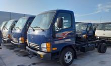 Hyundai mighty N250SL, tải trọng 1t9 2t2 thùng dài 4m4