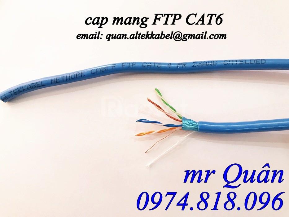 Phân phối cáp mạng cat5e, cat6 altek kabel toàn quốc