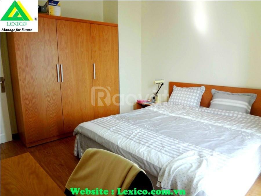 Cho thuê căn hộ 2 phòng ngủ tại TD Plaza Hải Phòng
