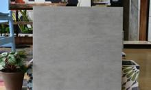 Mẫu gạch lát nền 60x60 màu xám ximang
