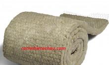 Cuộn Rockwool bảo ôn cách nhiệt bồn chứa hoá chất