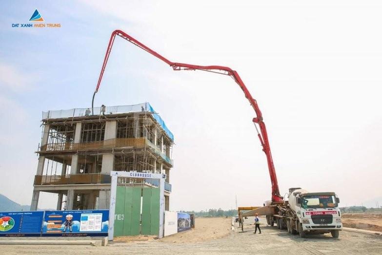 Cần bán nhà 4 tầng 2 mặt tiền - gần biển Đà Nẵng