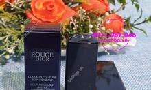 Son môi Dior Rouge 999 Matte mini tone đỏ 1.5g chính hãng