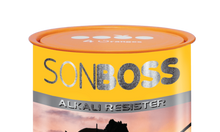 Phương pháp thi công Sơn lót chống kiềm Boss Int ALkali