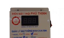 Quản lí sạc thông minh Phú Thịnh Solar