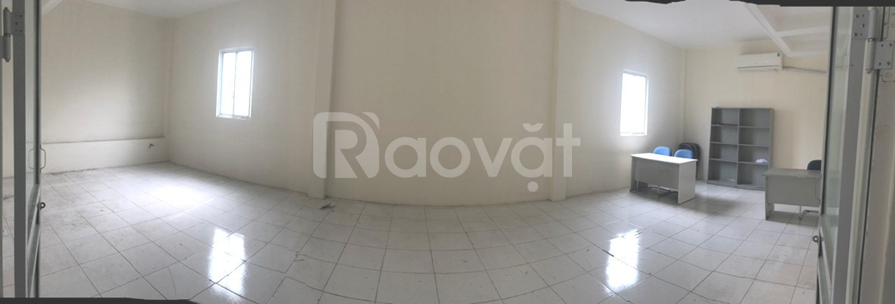Văn phòng tại Lạc Trung 120m2 cho thuê