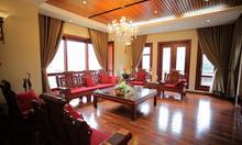 Nhà phân lô phố Hào Nam, thang máy, nội thất gỗ đẳng cấp sang trọng