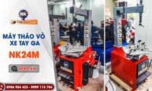 Máy tháo vỏ xe tay ga NK công nghệ Pháp giá rẻ