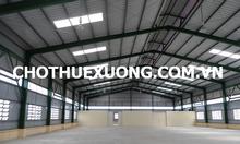 Cho thuê nhà xưởng tại Khu công nghiệp Quế Võ 2 Bắc Ninh dt 12000M2