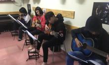 Học Guitar Hè 2019 quận Thanh Xuân