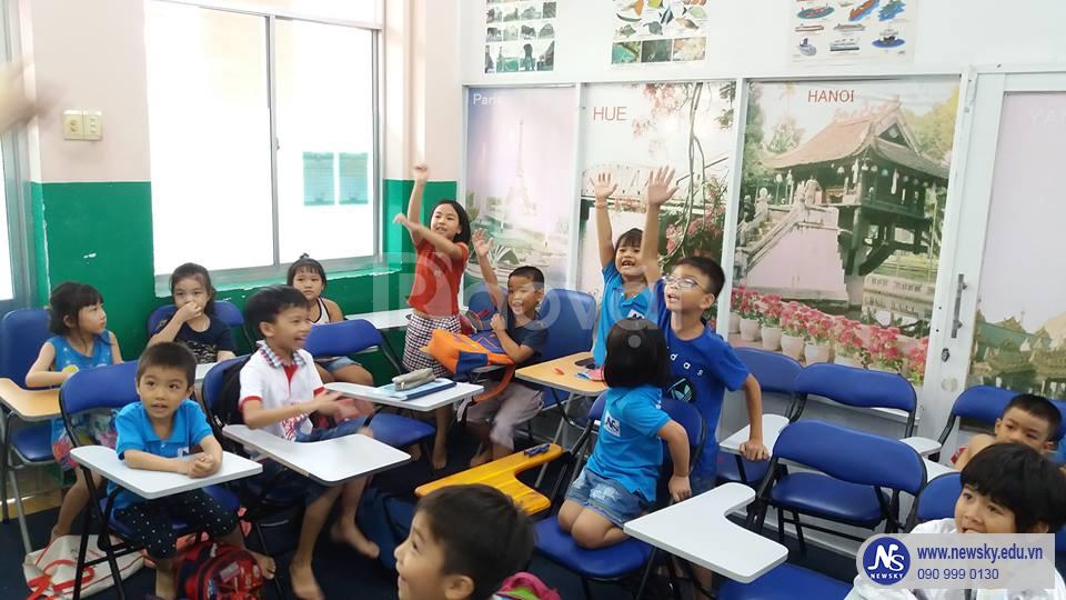 Lớp Tin học cơ bản cho trẻ em tại Thủ Đức