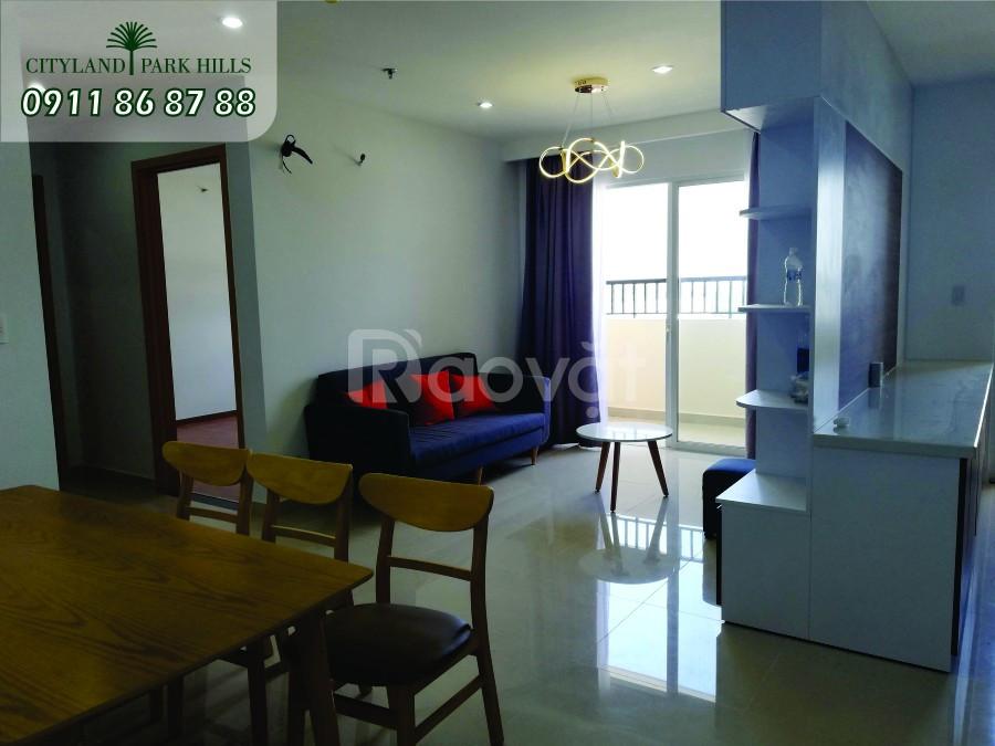Cho thuê căn hộ chung cư và Shophouse Cityland Pa tại Gò Vấp