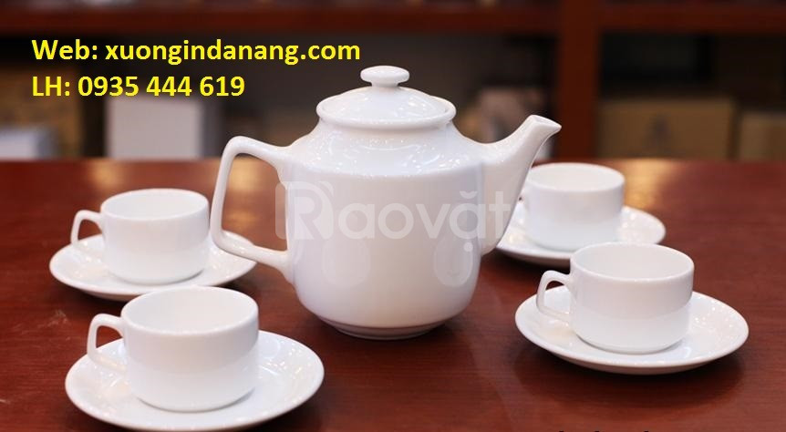 In ấm chén trà theo yêu cầu giá rẻ tại Quảng Trị