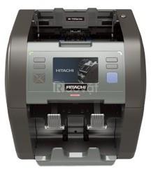 Máy đếm và phát hiện tiền giả Hitachi - IH110 Nhật Bản