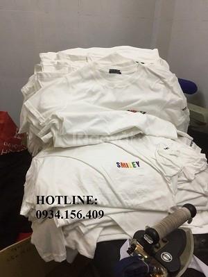 Công ty may đồng phục áo thun công ty giá rẻ Bình Dương