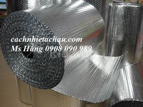 Tấm túi khí cách nhiệt mái tôn, chống nóng nhà xưởng sản xuất