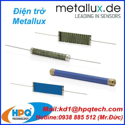 Cảm biến Metallux | Điện trở Metallux | Metallux Việt Nam