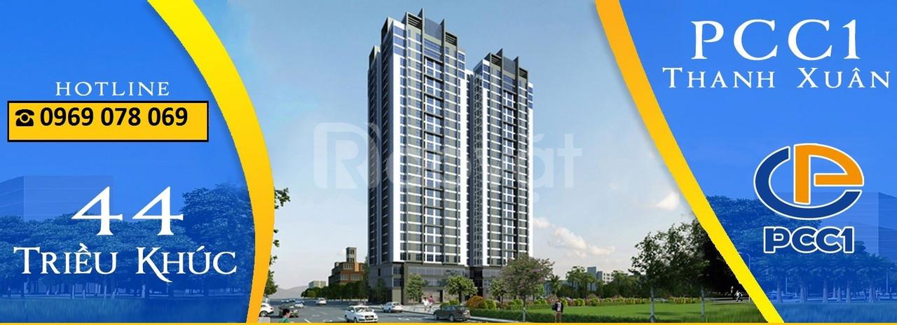 1,5 tỉ mua chung cư Trung tâm Quận Thanh Xuân 2 phòng ngủ 2 vệ sinh