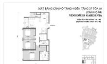 [Vin Gardenia] Chính chủ gửi bán căn 3PN tòa A1, tầng đẹp
