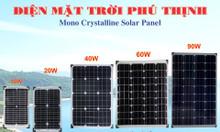Tam pin Năng lượng mặt trời Phú Thịnh Solar