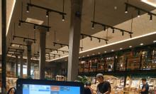 Máy tính tiền cho quán trà sữa trọn bộ tại Tiền Giang