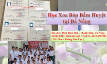 Địa chỉ học xoa bóp bấm huyệt tại Đà Nẵng