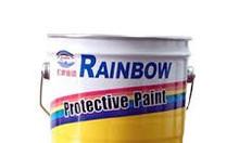 Bán sơn chịu nhiệt RainBow Heat Resisting Aluminum Paint 300 độ C