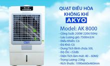Quạt điều hòa làm mát không gian lớn Akyo Ak8000 nhập khẩu Thái Lan