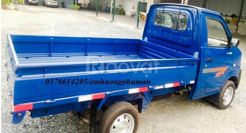 Dongben 870kg bán trả góp 50% nhận xe