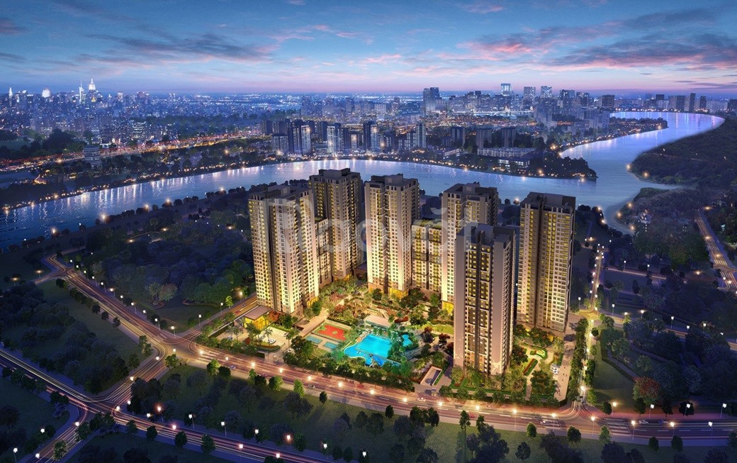 Căn hộ Sài Gòn South Residences 75m2, 2.6 tỷ, bán gấp chỉ chênh 80tr