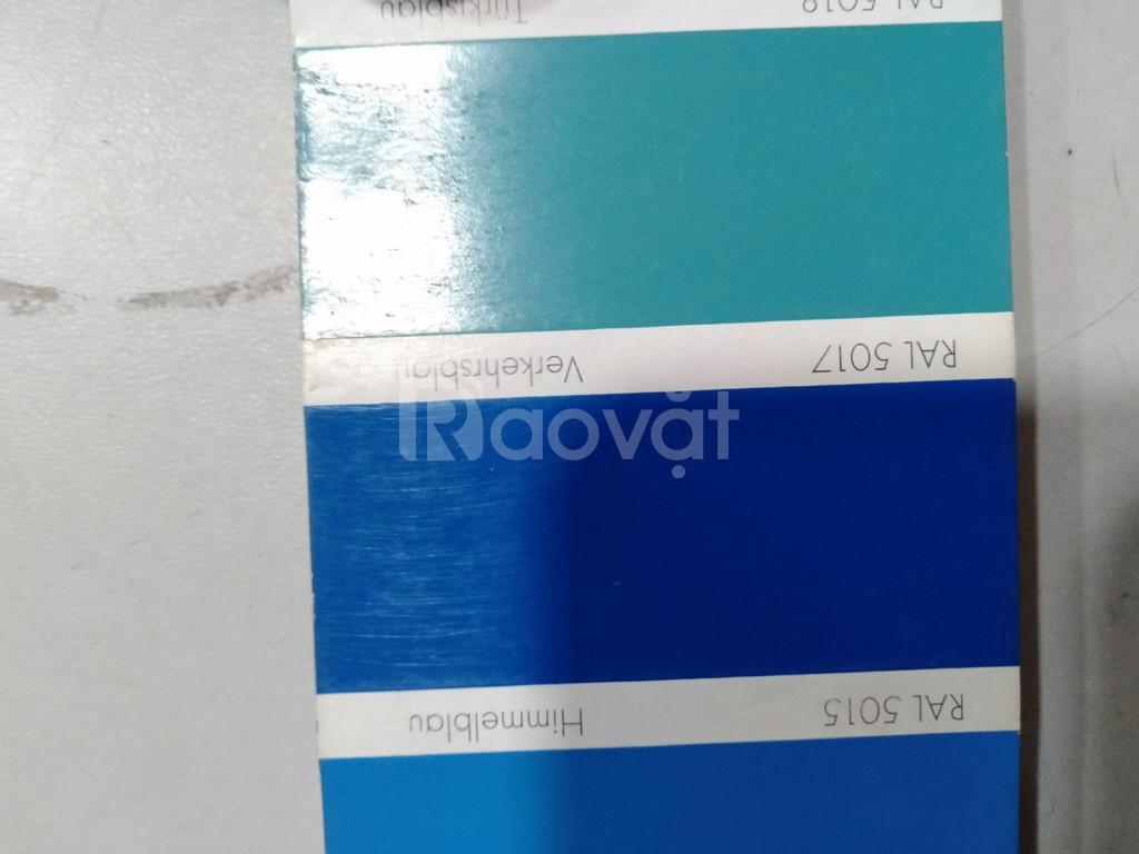 Sơn Jotun pilot 2 màu xanh dương Ral 5017- 20 lít