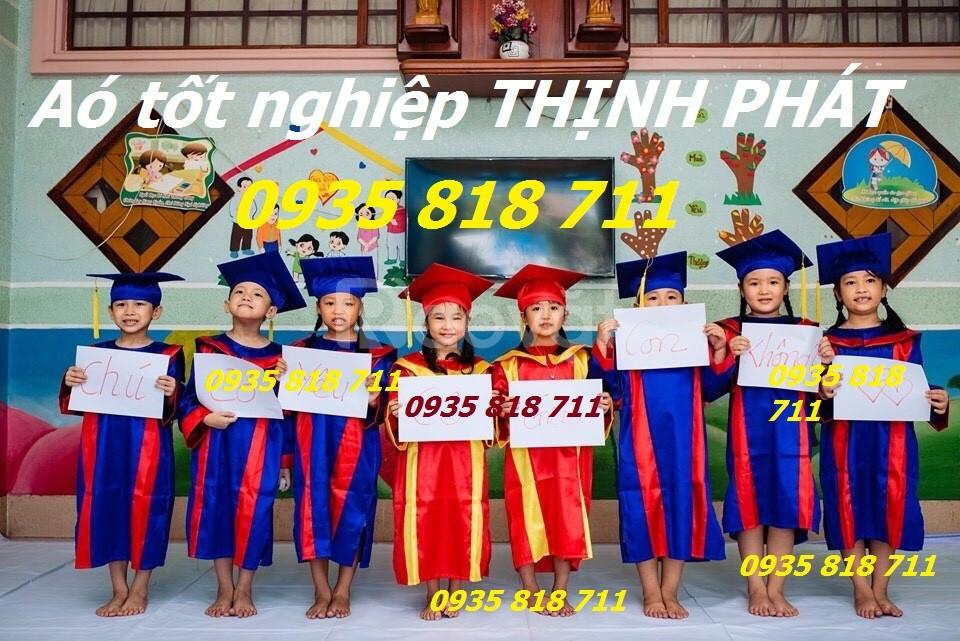Kho sỉ áo tốt nghiệp mầm non, tiểu học cử nhân HCM